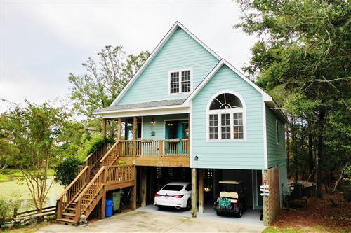 Photo of 9807 Poseidon Court, Emerald Isle, NC 28594 (MLS # 100242685)