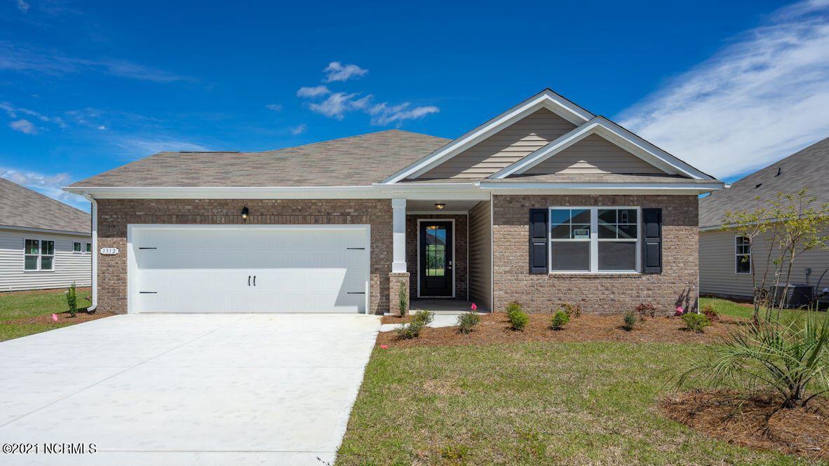 Photo of 1325 Fence Post Lane #Lot 1720 - Litchfiel, Carolina Shores, NC 28467 (MLS # 100279685)