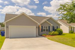 Photo of 211 Two Oaks Court, Newport, NC 28570 (MLS # 100166686)