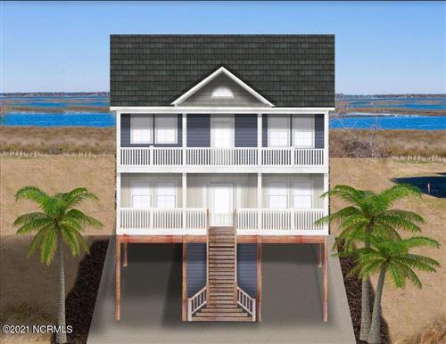 Tiny photo for 123 Sea Gull Lane, North Topsail Beach, NC 28460 (MLS # 100254686)