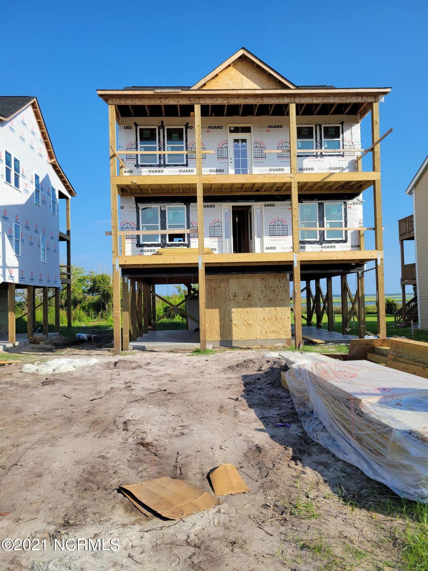 Photo for 123 Sea Gull Lane, North Topsail Beach, NC 28460 (MLS # 100254686)