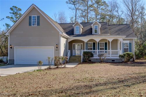 Photo of 1411 Chadwick Shores Drive, Sneads Ferry, NC 28460 (MLS # 100205689)