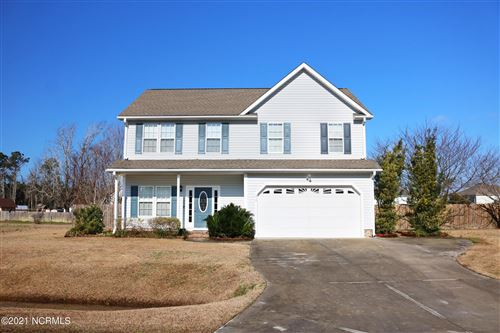 Photo of 210 Rudolph Lane, Hubert, NC 28539 (MLS # 100258689)