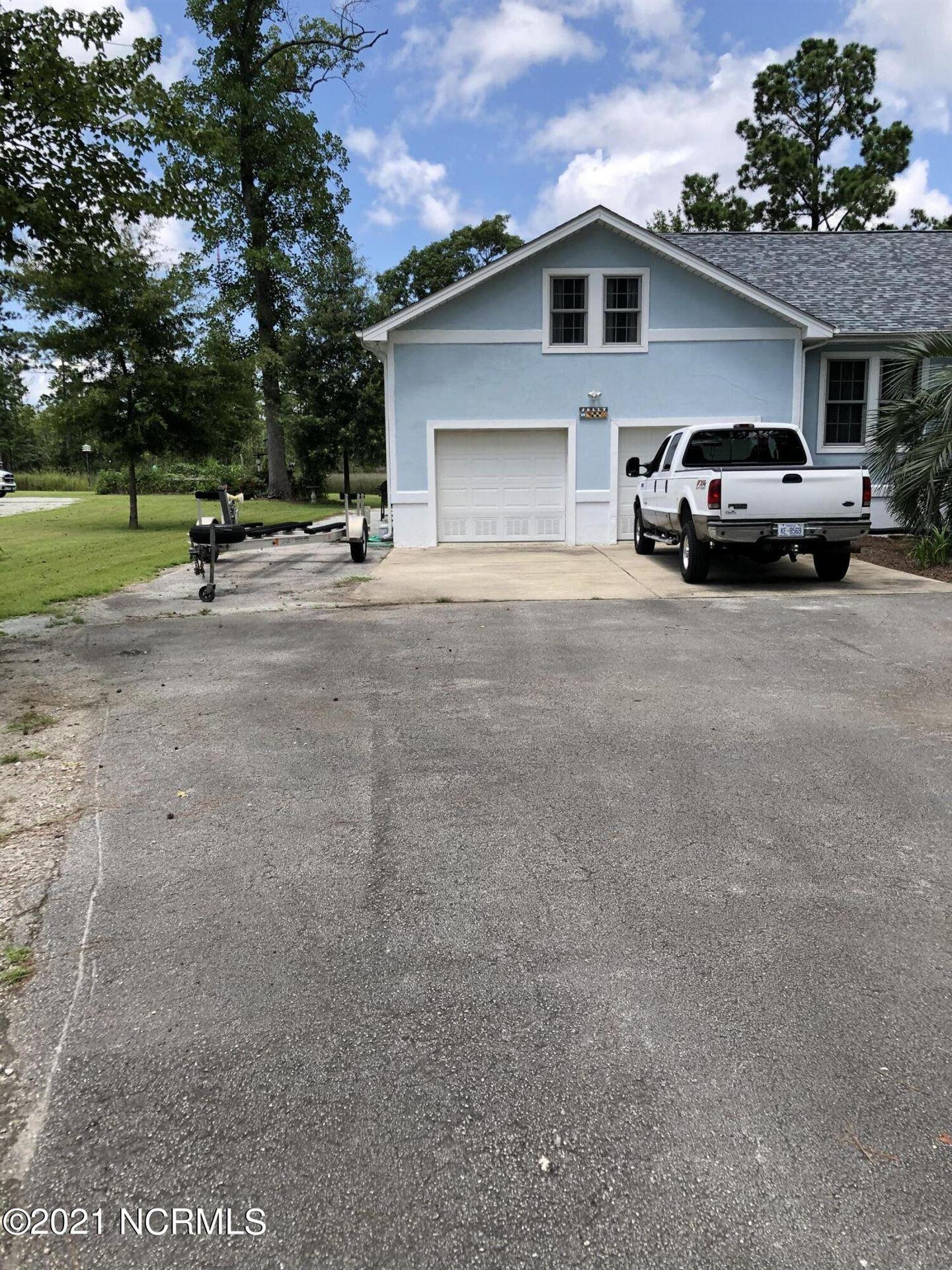 Photo of 216 Jonaquins Drive, Beaufort, NC 28516 (MLS # 100285690)