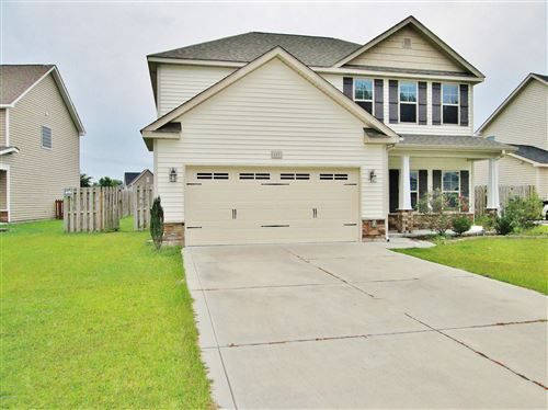 Photo of 107 Long Pond Drive, Sneads Ferry, NC 28460 (MLS # 100223691)