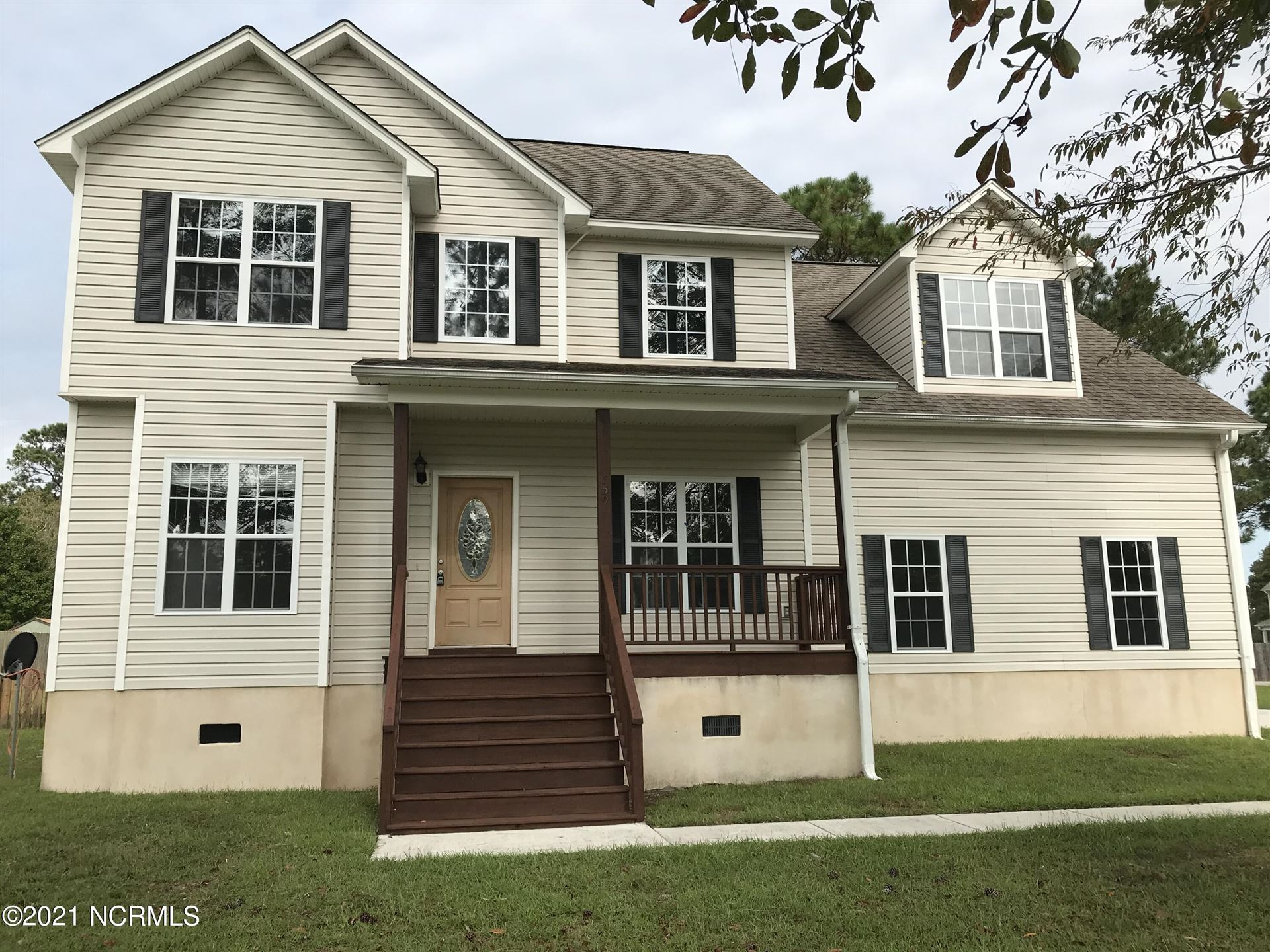 Photo for 759 Jim Grant Avenue, Sneads Ferry, NC 28460 (MLS # 100285691)