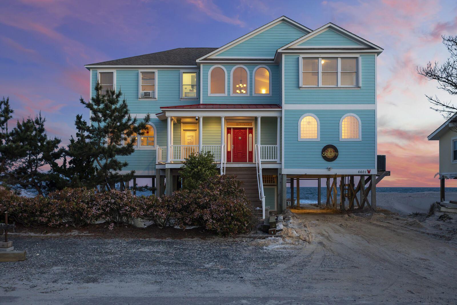 Photo for 6601 W Beach Drive, Oak Island, NC 28465 (MLS # 100268692)