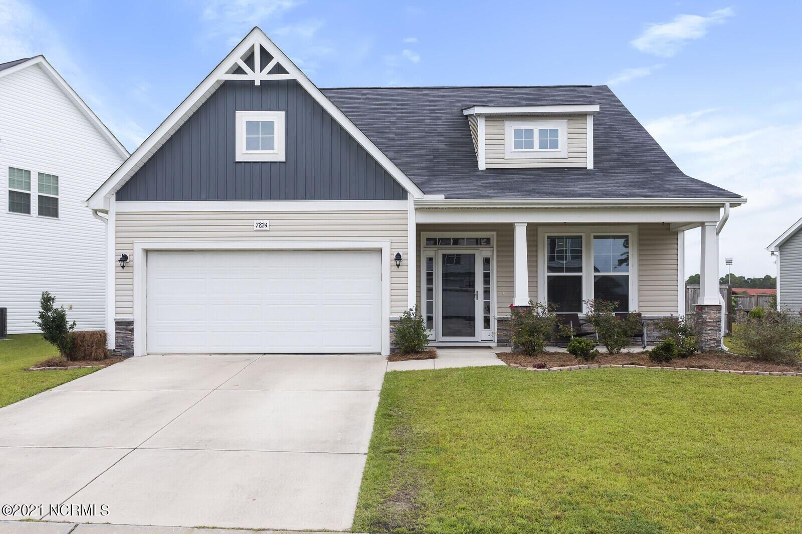 Photo for 7824 Bristlecone Drive, Wilmington, NC 28411 (MLS # 100288692)