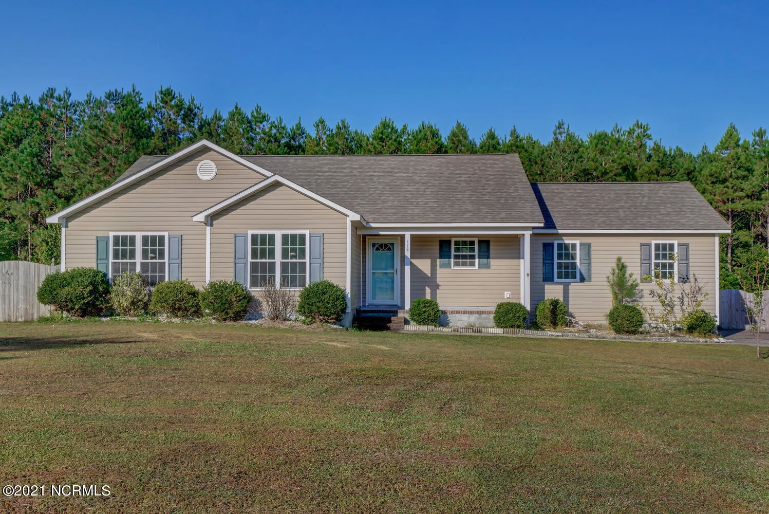 Photo of 178 Fire Tower Road, Richlands, NC 28574 (MLS # 100295692)