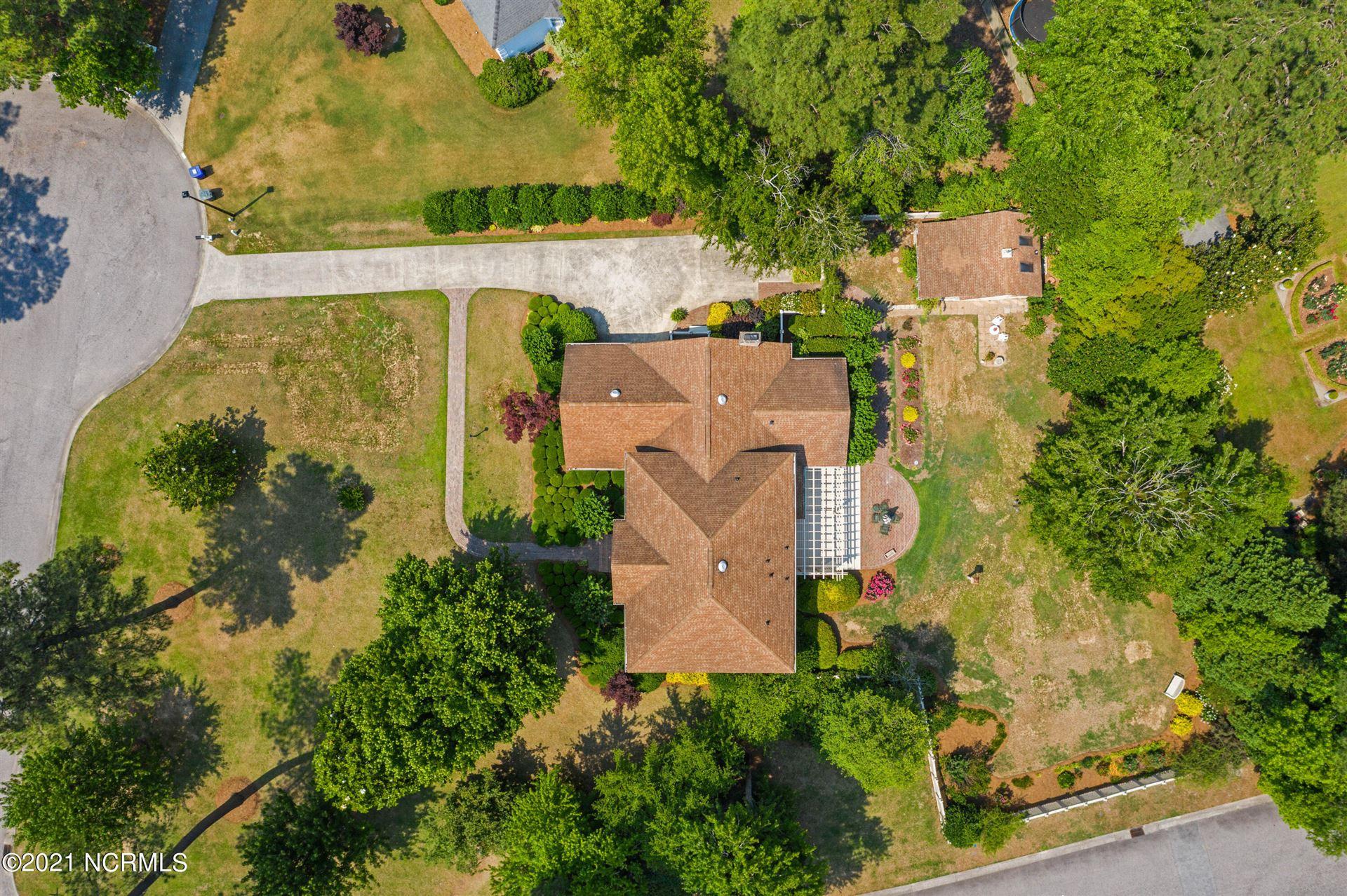 Photo of 3903 Kipling Court, Greenville, NC 27834 (MLS # 100274694)
