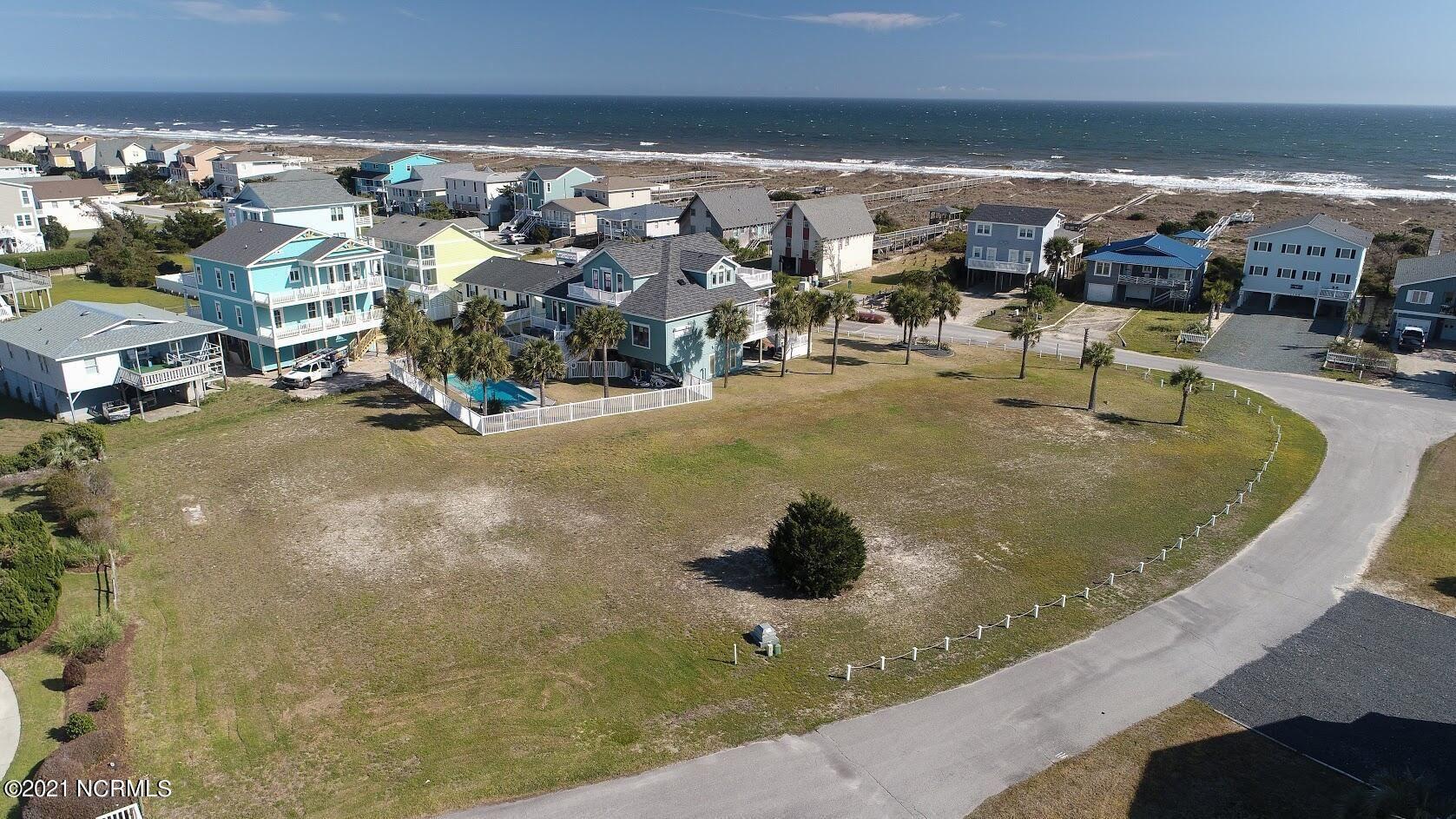 Photo of 108 Strawflower Drive, Holden Beach, NC 28462 (MLS # 100278694)