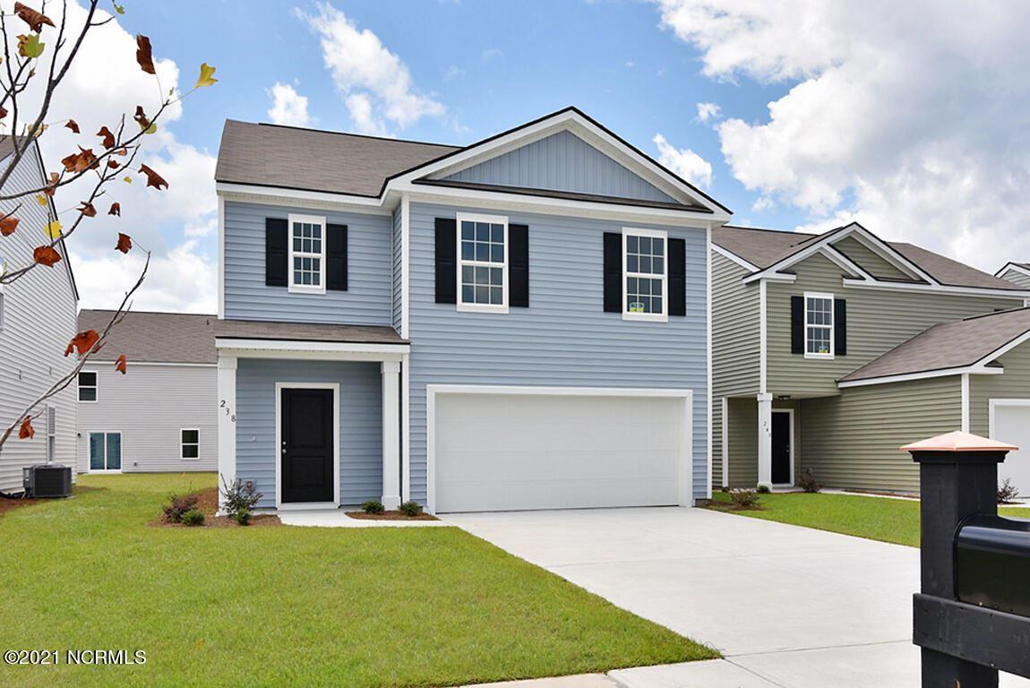 Photo of 511 Birdsong Drive #Lot 28, Holly Ridge, NC 28445 (MLS # 100294694)
