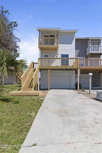 Photo of 202 Bayview Drive, North Topsail Beach, NC 28460 (MLS # 100265697)