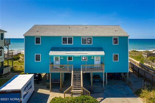 Photo of 6103 W Ocean Drive, Emerald Isle, NC 28594 (MLS # 100284698)