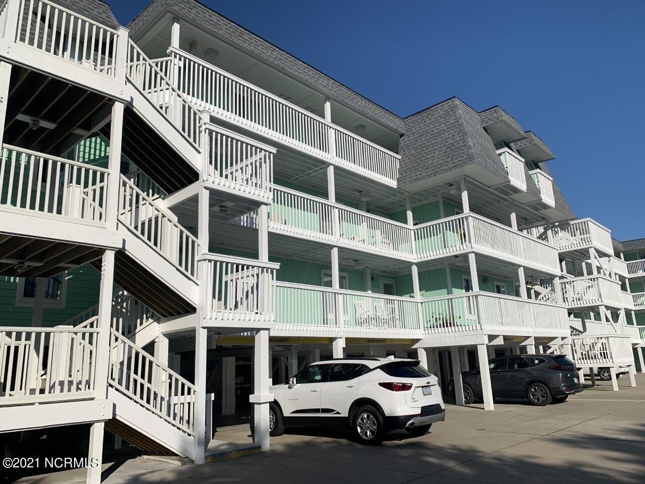 Photo of 2204 Surfrider Court #A, Kure Beach, NC 28449 (MLS # 100289699)
