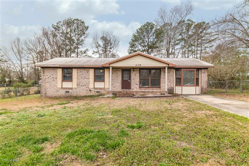 Photo of 229 Edgewood Drive, Jacksonville, NC 28546 (MLS # 100199700)
