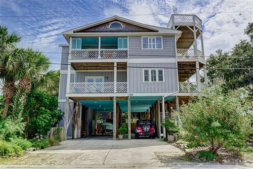 Photo of 123 Cypress Avenue, Wrightsville Beach, NC 28480 (MLS # 100238700)