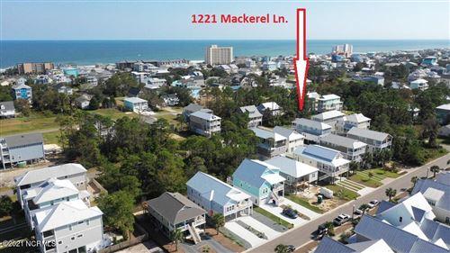 Photo of 1221 Mackerel Lane, Carolina Beach, NC 28428 (MLS # 100268701)