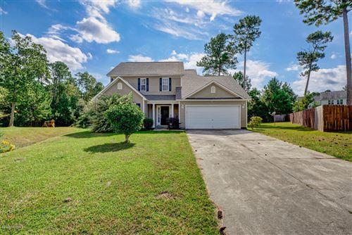 Photo of 126 Whiteleaf Drive, Jacksonville, NC 28546 (MLS # 100241702)