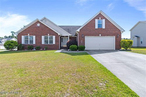 Photo of 230 Stagecoach Drive, Jacksonville, NC 28546 (MLS # 100274702)