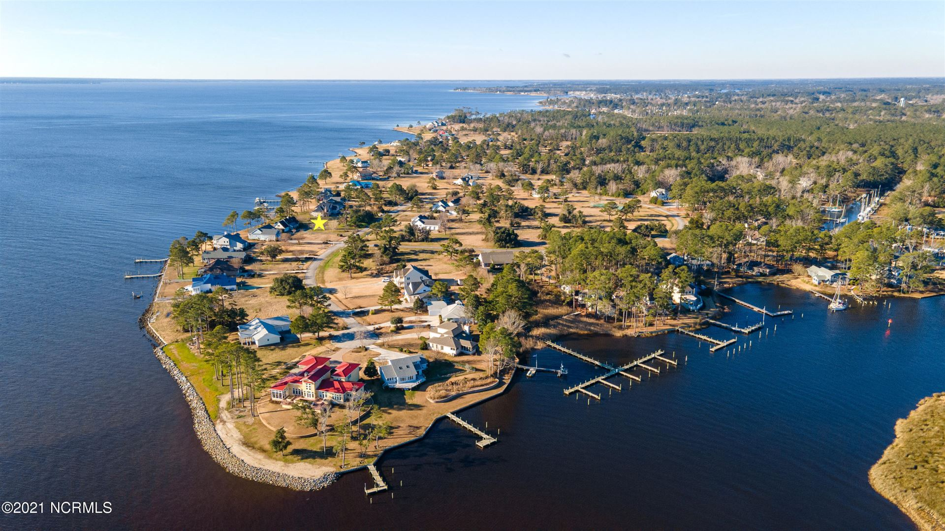 Photo of 6032 Dolphin Road, Oriental, NC 28571 (MLS # 100254702)