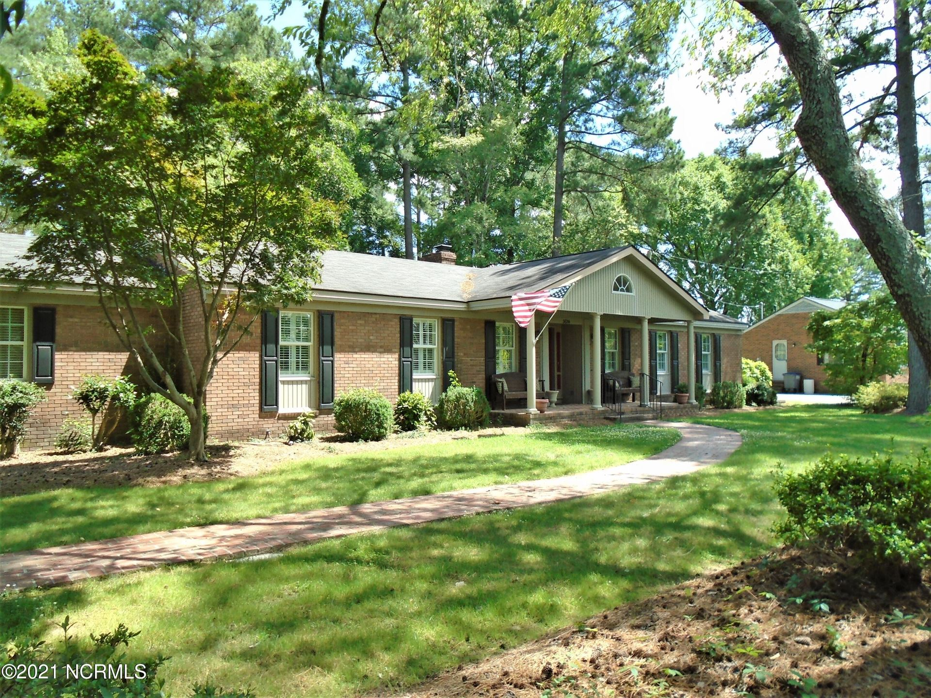 Photo of 3624 Colonial Lane, Rocky Mount, NC 27804 (MLS # 100280702)