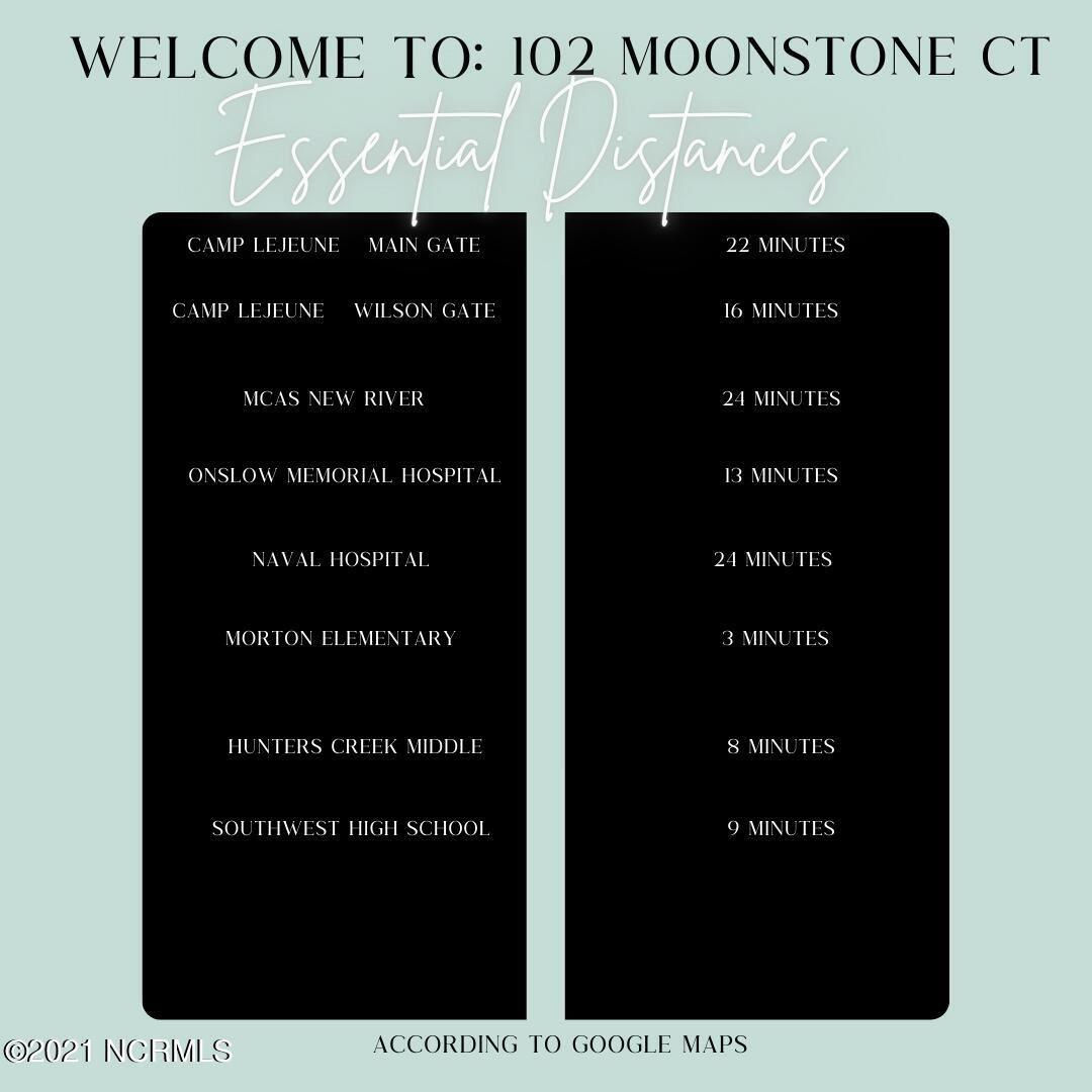 Photo of 102 Moonstone Court, Jacksonville, NC 28546 (MLS # 100283702)