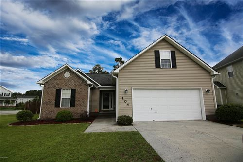 Photo of 104 Cypress Bay Drive, Jacksonville, NC 28546 (MLS # 100218704)