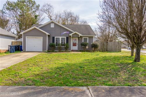 Photo of 3000 Steeple Chase Court, Jacksonville, NC 28546 (MLS # 100258704)