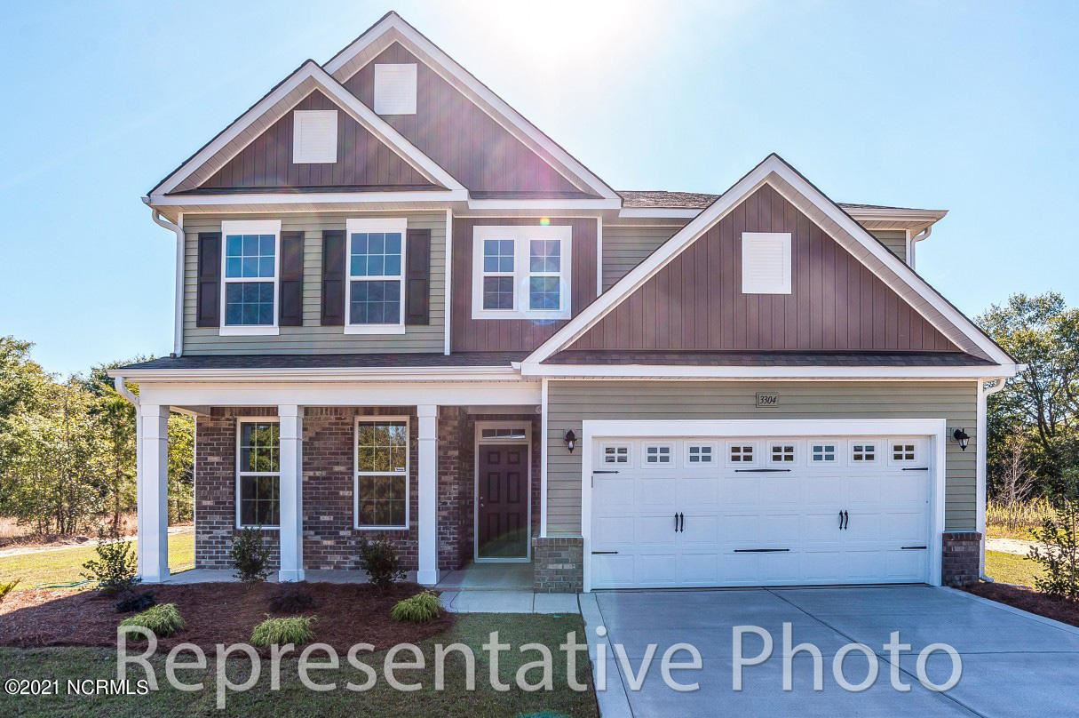 Photo for 264 E Red Head Circle, Sneads Ferry, NC 28460 (MLS # 100283704)