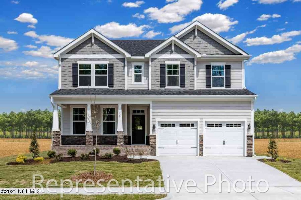 Photo of 264 E Red Head Circle, Sneads Ferry, NC 28460 (MLS # 100283704)
