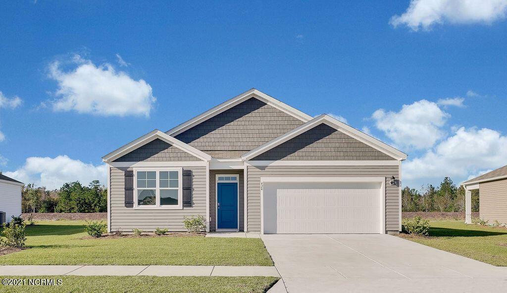 Photo for 5387 Black Oak Court #Lot 28, Winnabow, NC 28479 (MLS # 100278705)