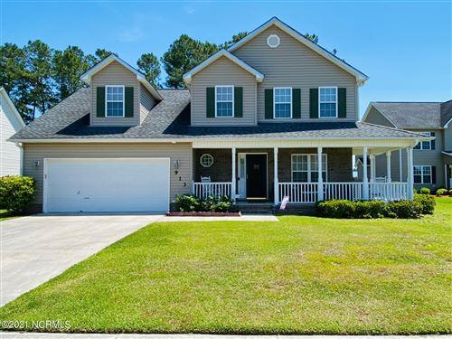 Photo of 913 Savannah Drive, Jacksonville, NC 28546 (MLS # 100272706)