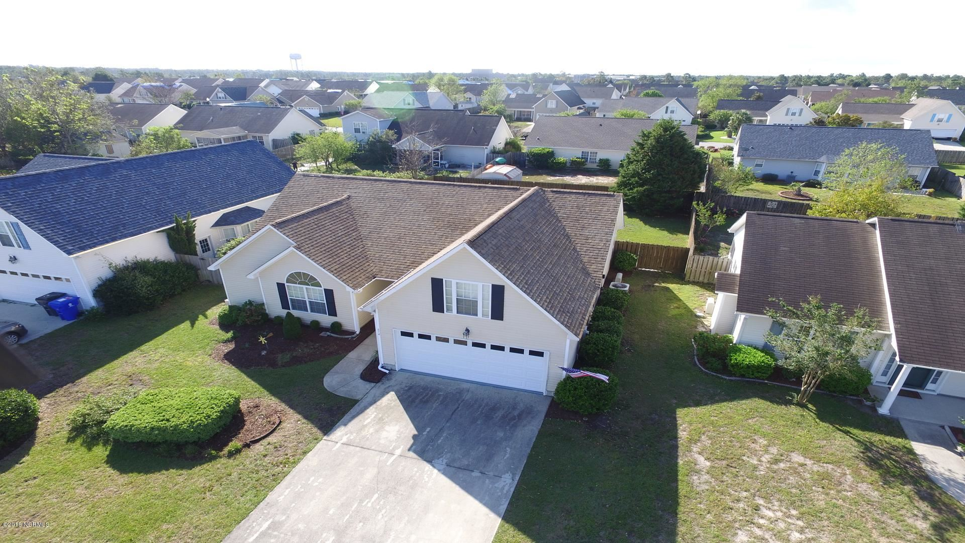 Photo for 614 Walston Drive, Wilmington, NC 28412 (MLS # 100129706)