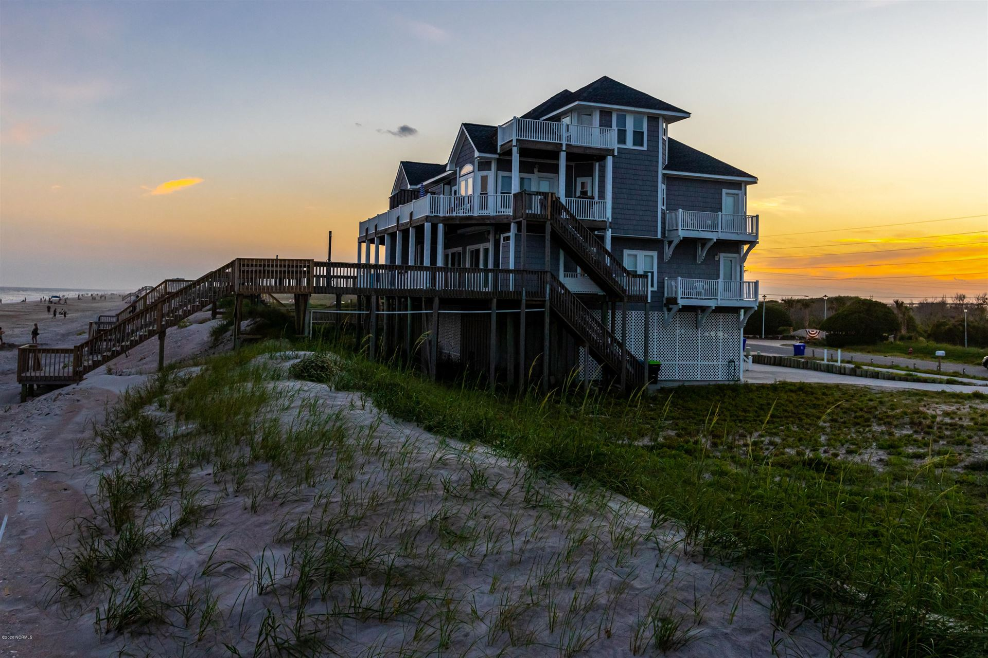 392 New River Inlet Road, North Topsail Beach, NC 28460 - MLS#: 100225706