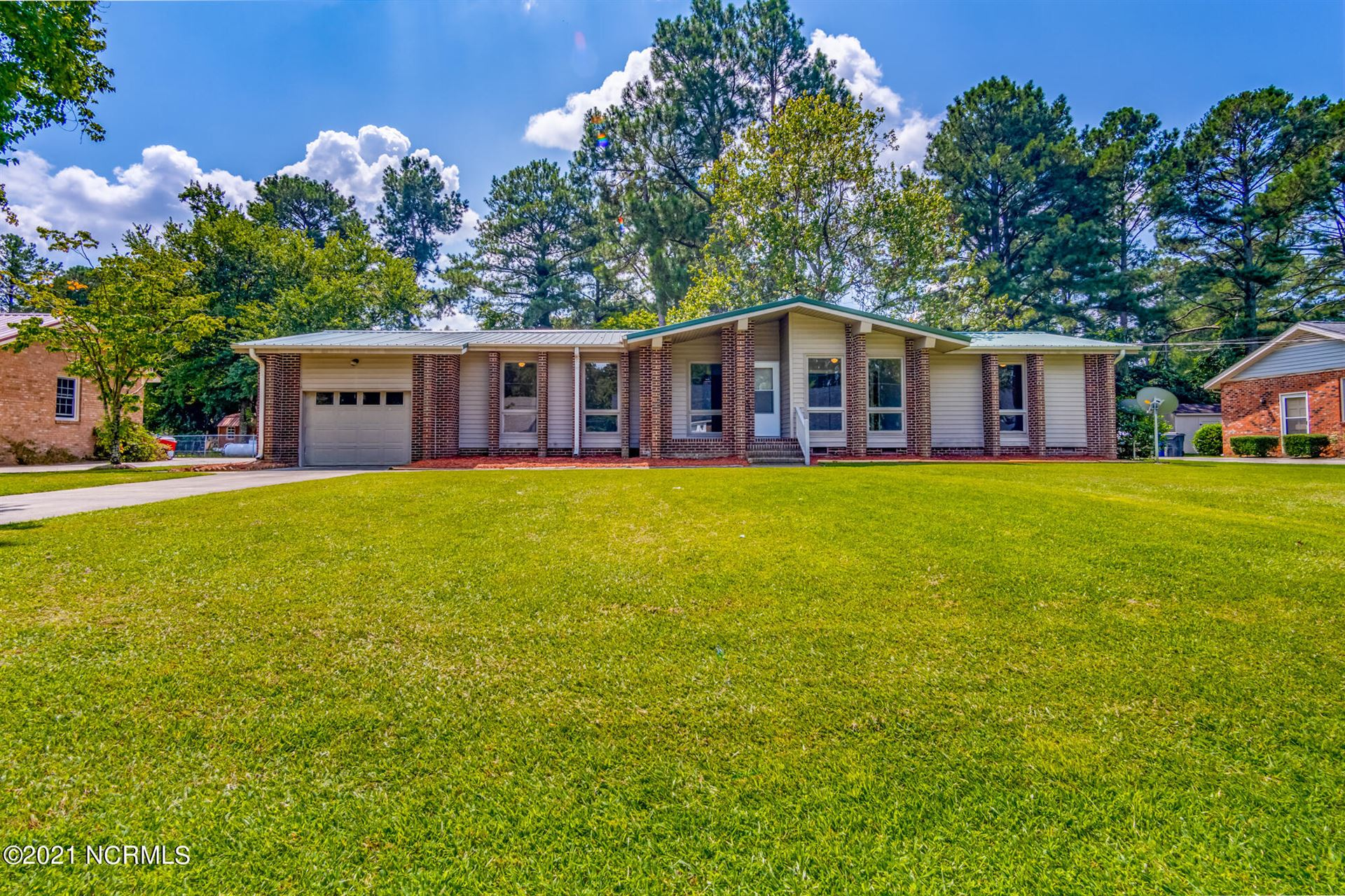 Photo of 2907 Hodges Road, Kinston, NC 28504 (MLS # 100289706)