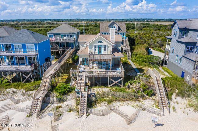 Photo of 4430 Island Drive, North Topsail Beach, NC 28460 (MLS # 100291706)