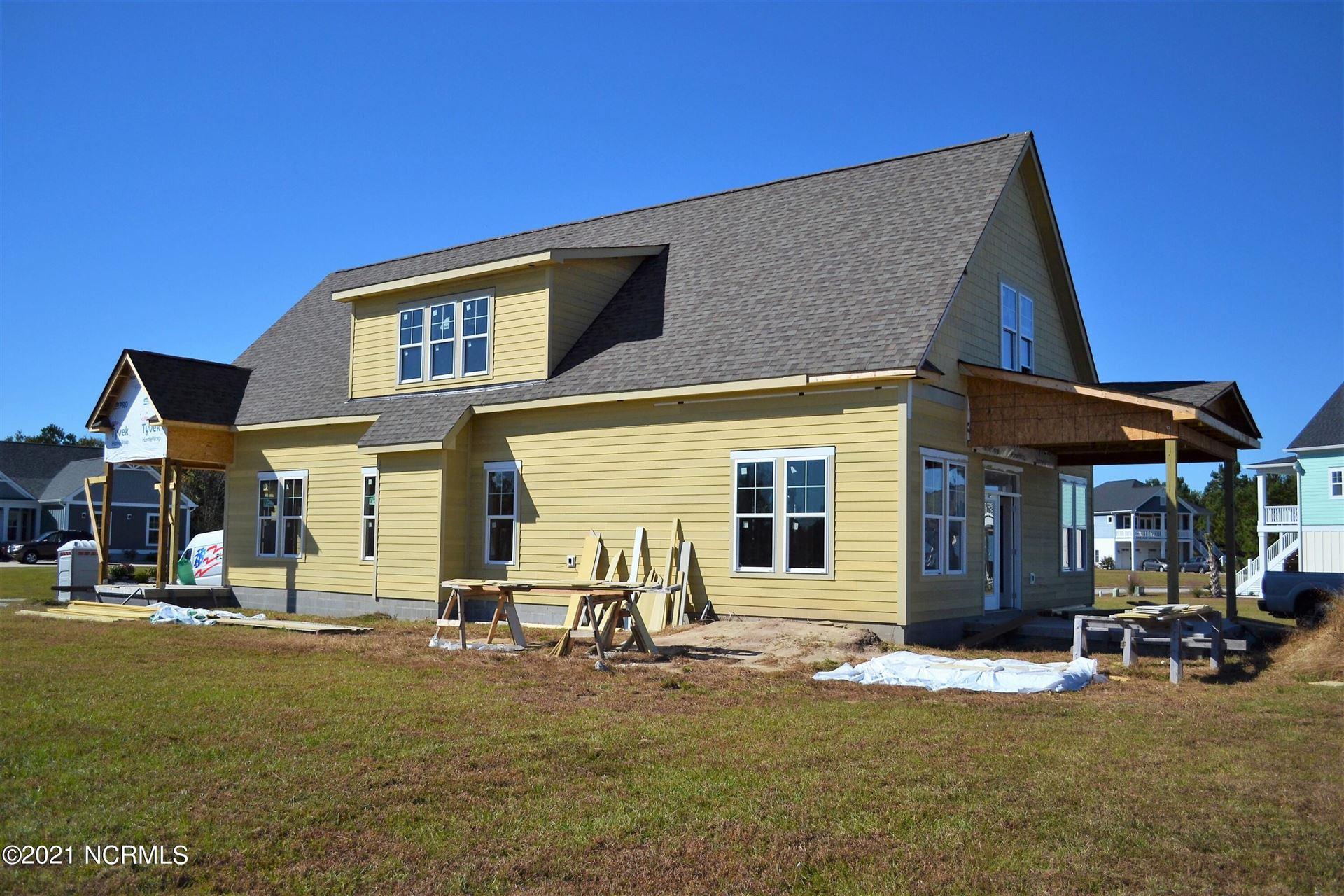 Photo of 419 Summerhouse Drive, Holly Ridge, NC 28445 (MLS # 100259707)