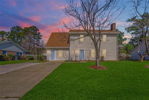 Photo of 118 Carriage Drive, Jacksonville, NC 28546 (MLS # 100208708)