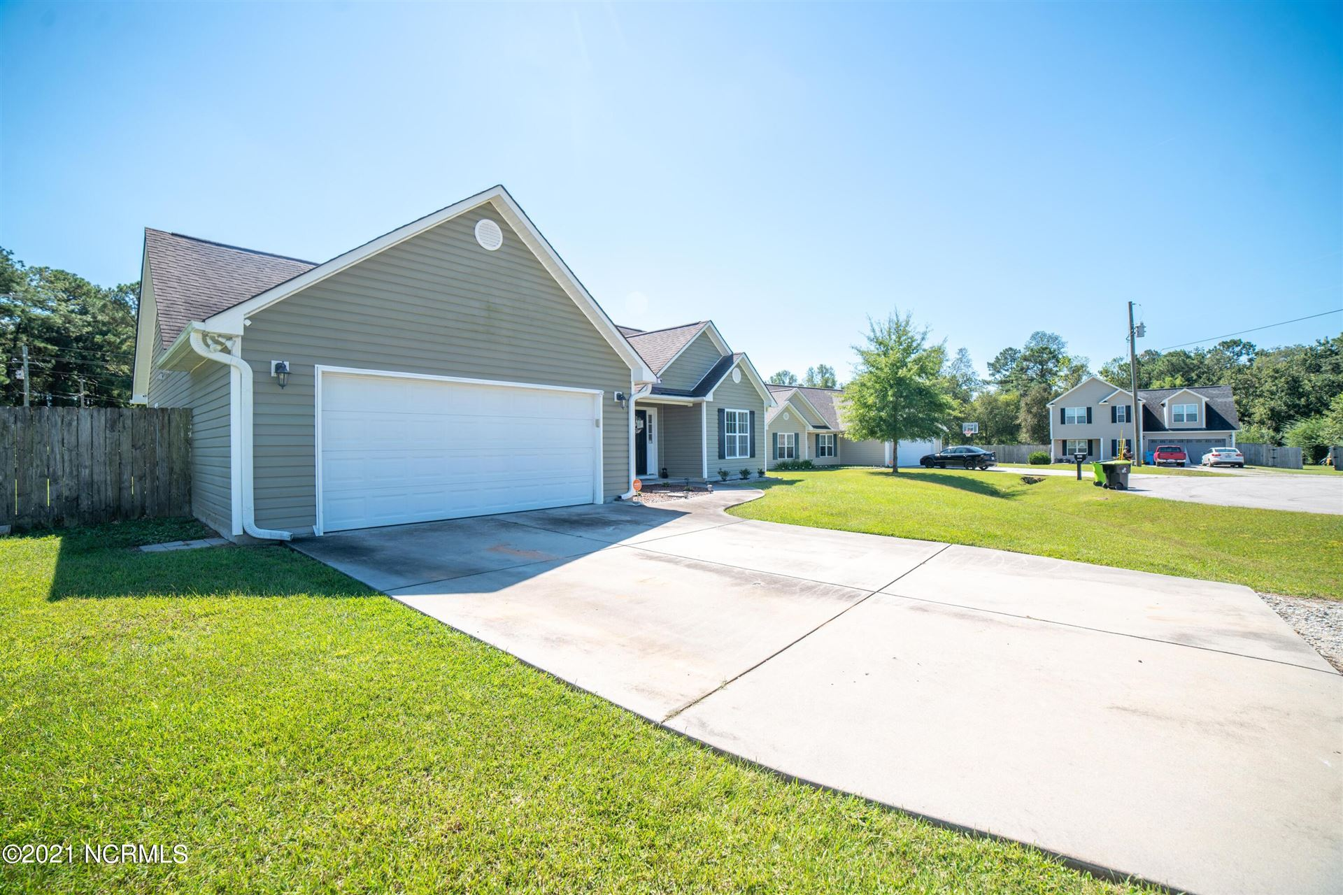 Photo of 301 Cherry Blossom Court, Richlands, NC 28574 (MLS # 100292708)
