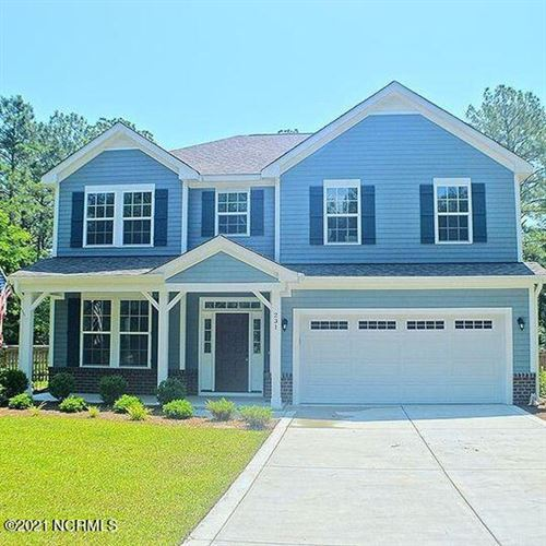 Photo of 231 Mimosa Drive, Sneads Ferry, NC 28460 (MLS # 100265711)