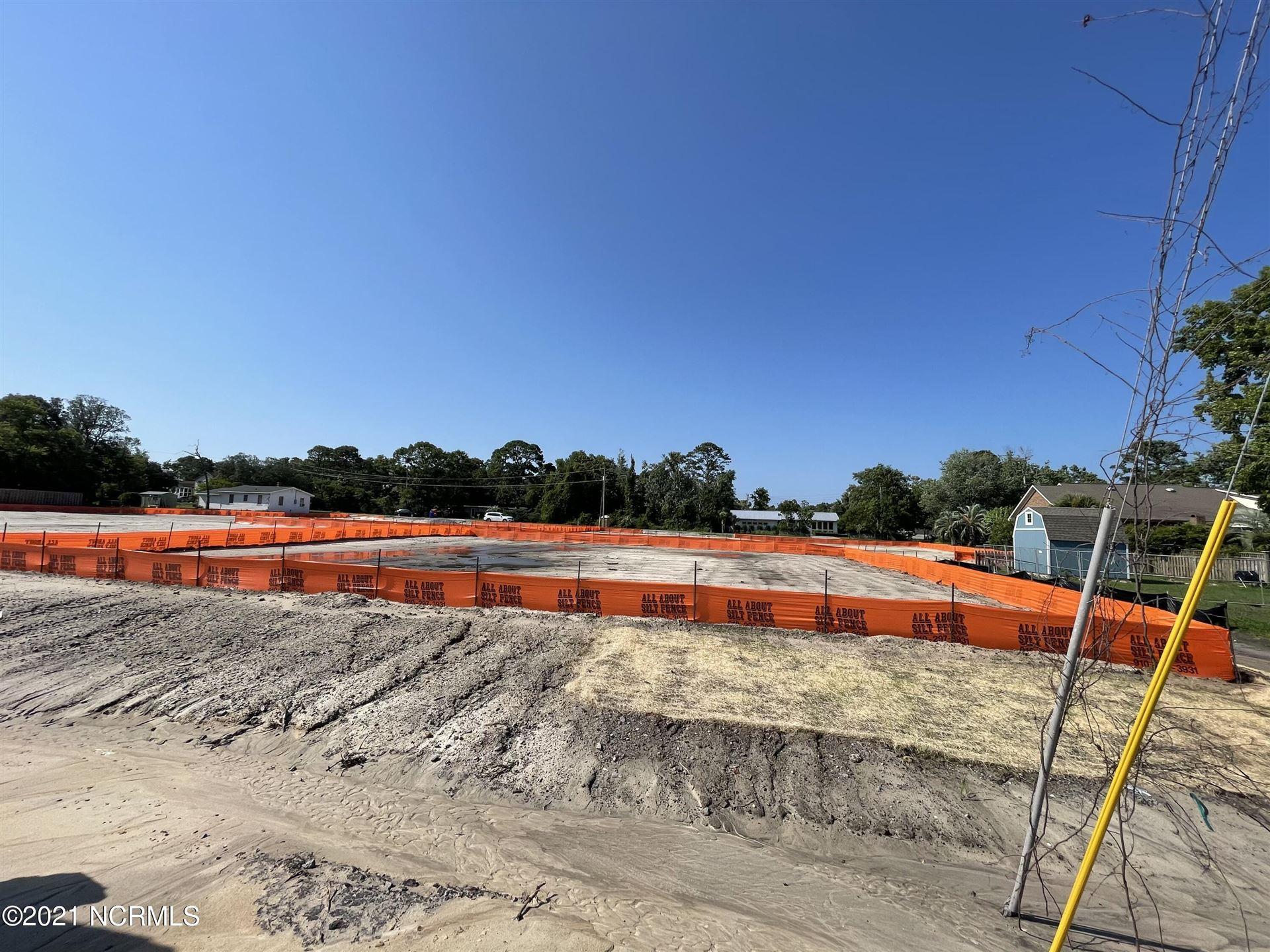 Photo of 604 Raleigh Avenue, Carolina Beach, NC 28428 (MLS # 100271712)