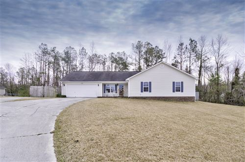 Photo of 129 Stepping Stone Trail, Jacksonville, NC 28546 (MLS # 100204713)