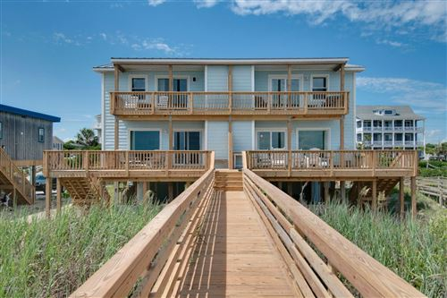 Photo of 1101 Ocean Drive #West, Emerald Isle, NC 28594 (MLS # 100246713)