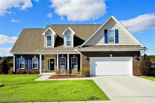Photo of 245 Silver Hills Drive, Jacksonville, NC 28546 (MLS # 100276713)
