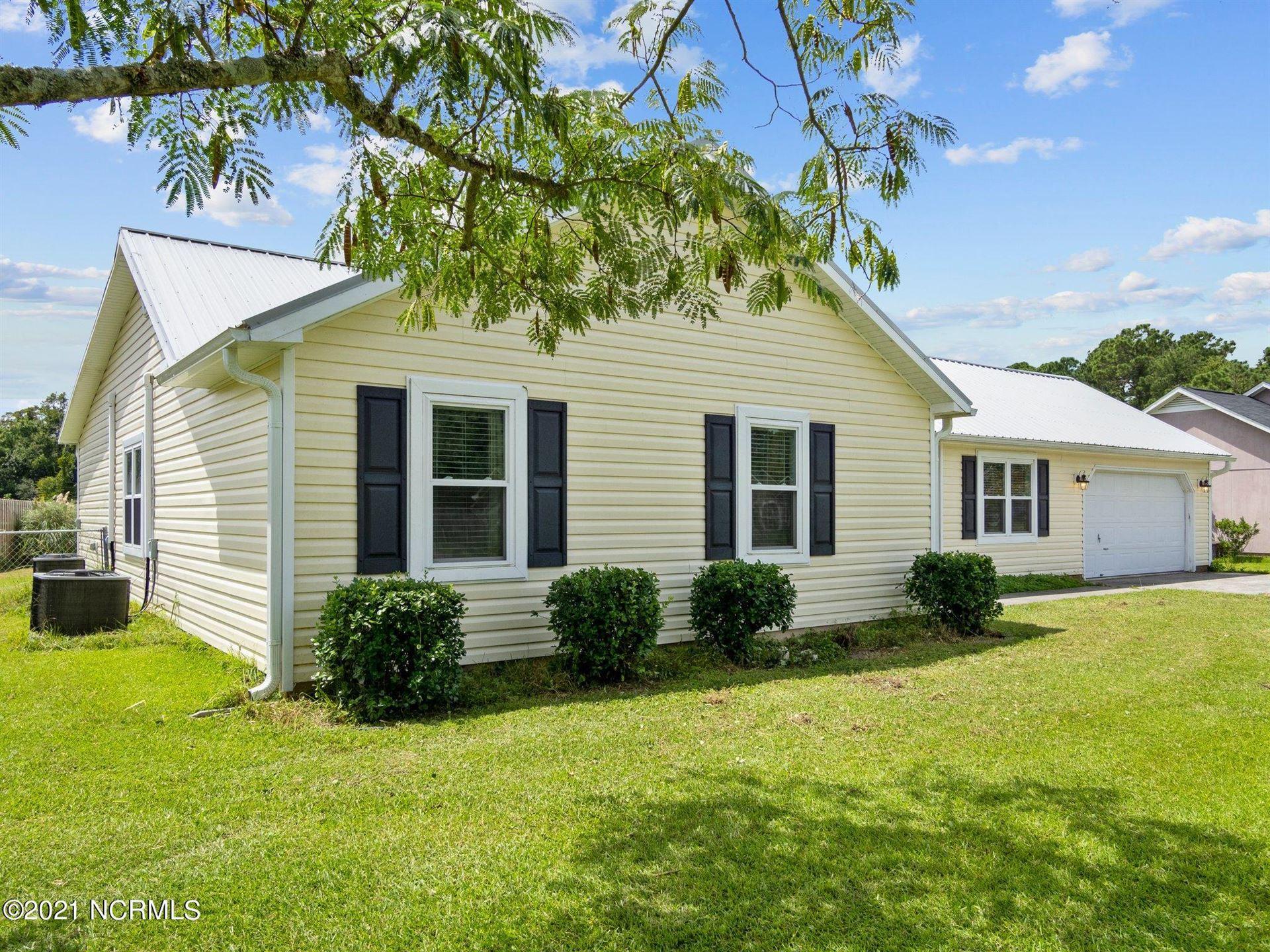 Photo of 248 Zachary Lane, Hubert, NC 28539 (MLS # 100286713)