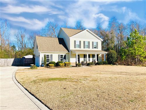 Photo of 102 Wild Blossom Drive, Richlands, NC 28574 (MLS # 100198714)