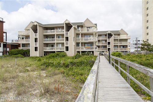 Photo of 1411 S Lake Park Boulevard #A4, Carolina Beach, NC 28428 (MLS # 100276715)