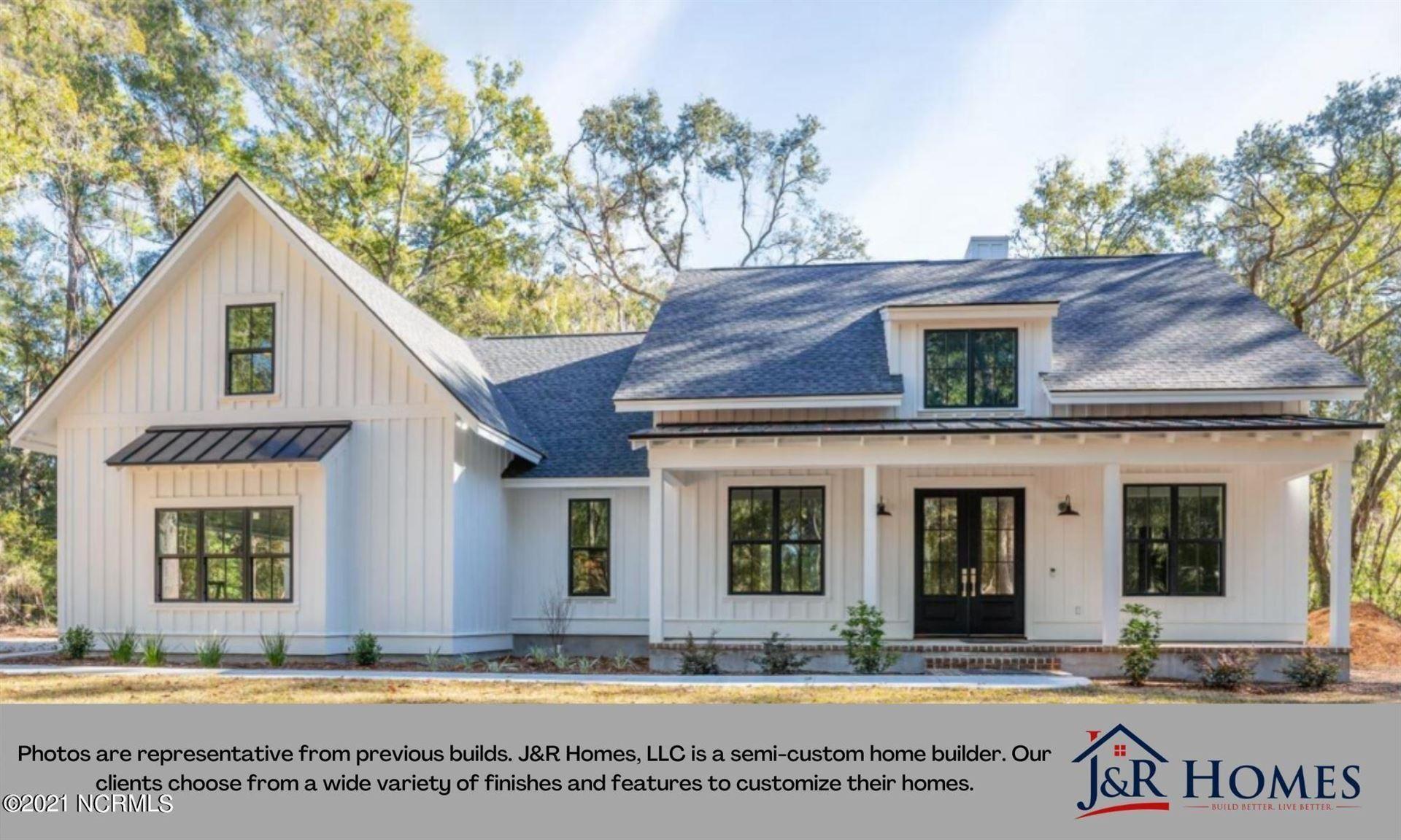 Photo of 185 Gus Horne Road, Holly Ridge, NC 28445 (MLS # 100255715)
