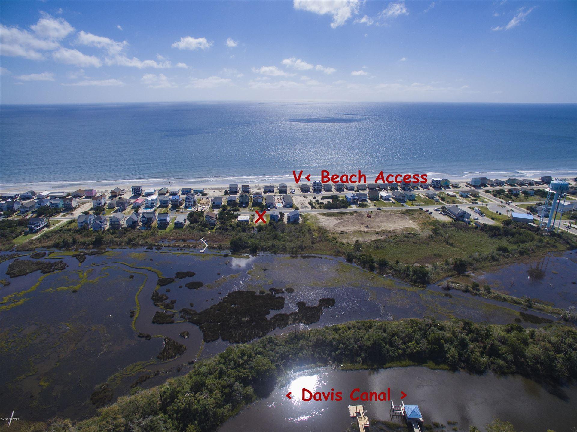 Photo for 306 E Dolphin Drive, Oak Island, NC 28465 (MLS # 100241717)